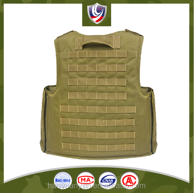 Tactical mutifunction bulletproof vest extra plate pocket body armor concealed bullet proof vest