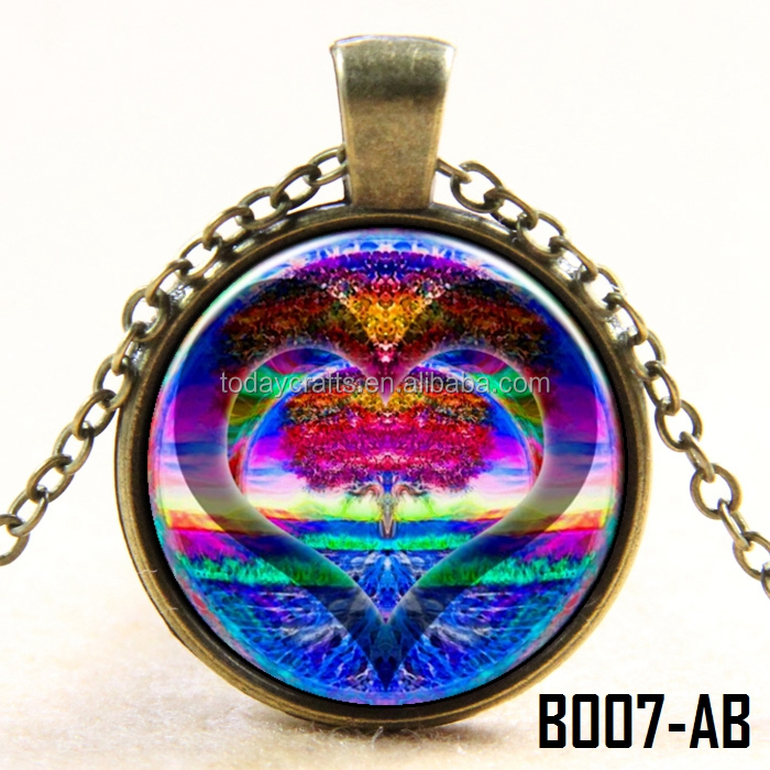 2015 hot sale beautiful Tristan & Isolde quantum science pendant side effects