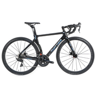 Factory price groupset 105 22 Speed 700C Complete Aero racing carbon road bike disc