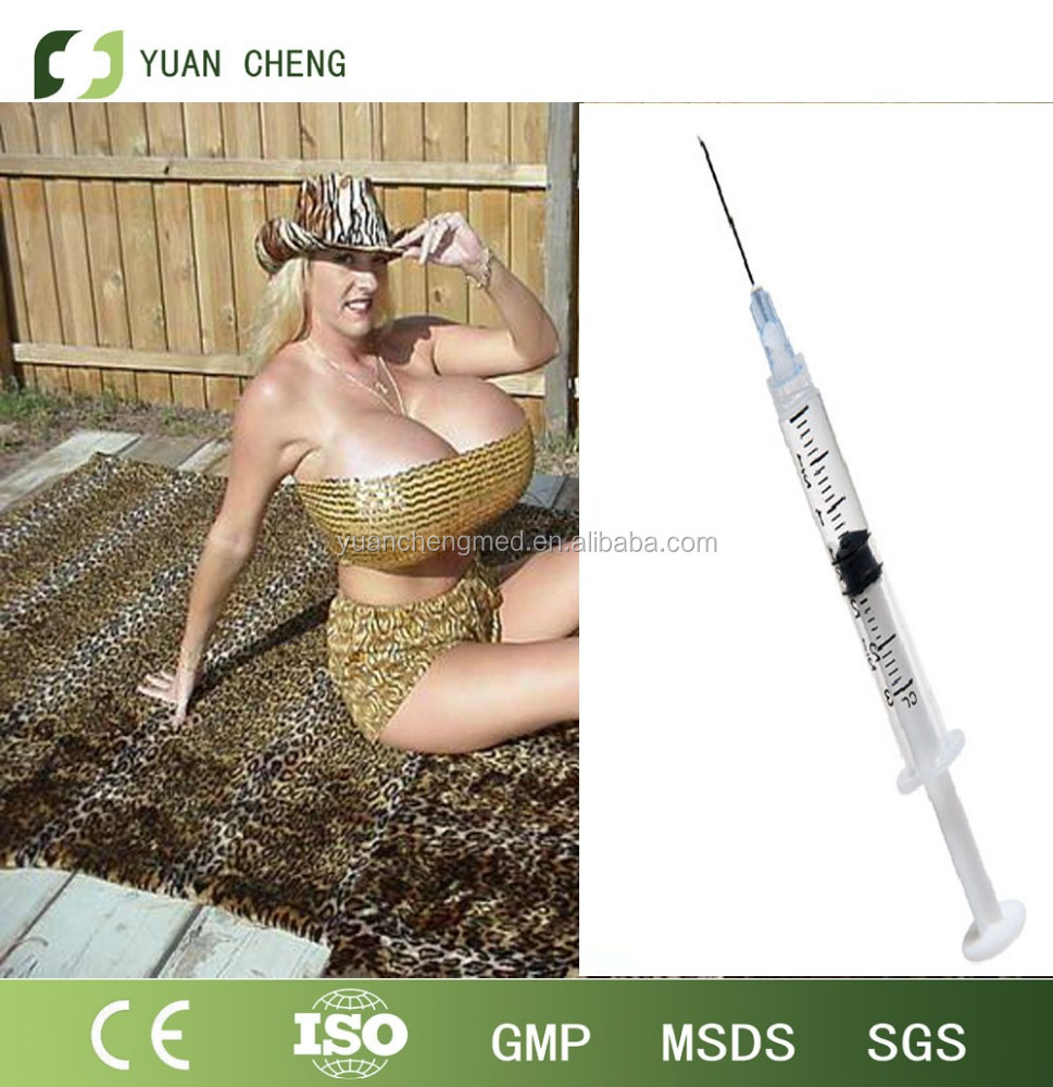 2016 Breast Enhancement Hyaluronic Acid Gel Injectable Dermal Filler(CE Certificated)/hyaluronic acid injection/ha filler