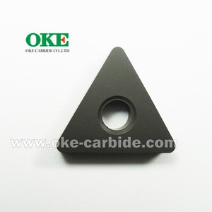 Tungsten carbide CNC turning insert carbide cutting tools manufacturers TNMA433 Cast Iron carbide grade
