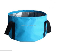 Lightweight Collapsible Foldable Travel Bucket
