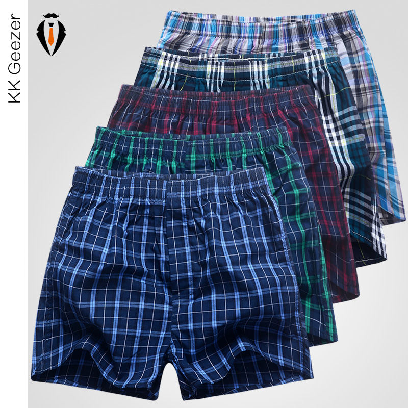 Boxer Cotton Underwear for Men. In the past, men had limited options for cotton underwear choices, and cotton boxers present one of the avenues for men to wear a fitting undergarment.