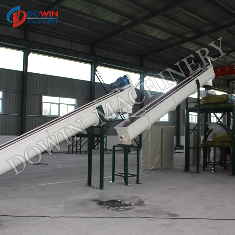 Complete 10 ton per day commercial flour milling machine