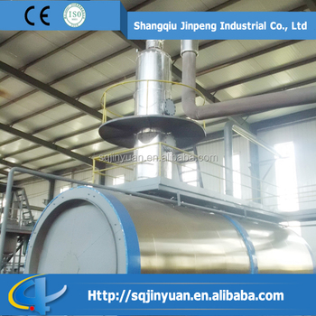 Pyrolysis Oil Refinery Plant Waste Plastic To Diesel Plant - Buy Oil  Refinery Plant,Pyrolysis Oil Refinery Plant,Pyrolysis Oil Refinery Plant  Waste