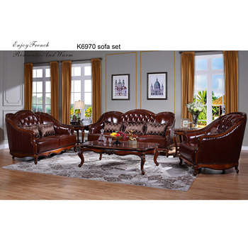 K6970 Best Price American Style Leather Sofa With Wooden Frame - Buy Fancy  Living Room Sofa Furniture,Direct From China Furniture,American Style ...