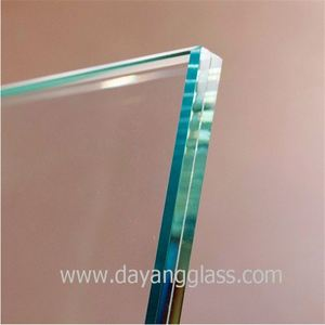 Block Stained Brick Float Laminated Glass