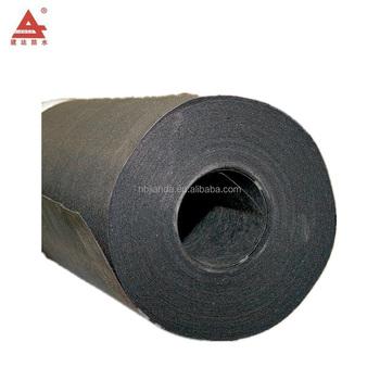 Toiture Goudron Papier Feutre Organique Sature D Asphalte Buy Feutre De Toiture Papier De Construction Materiau De Toiture Product On Alibaba Com