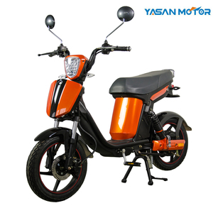 Popular 48V 500W Power E Motorcycle Scooter with Pedal Assisted