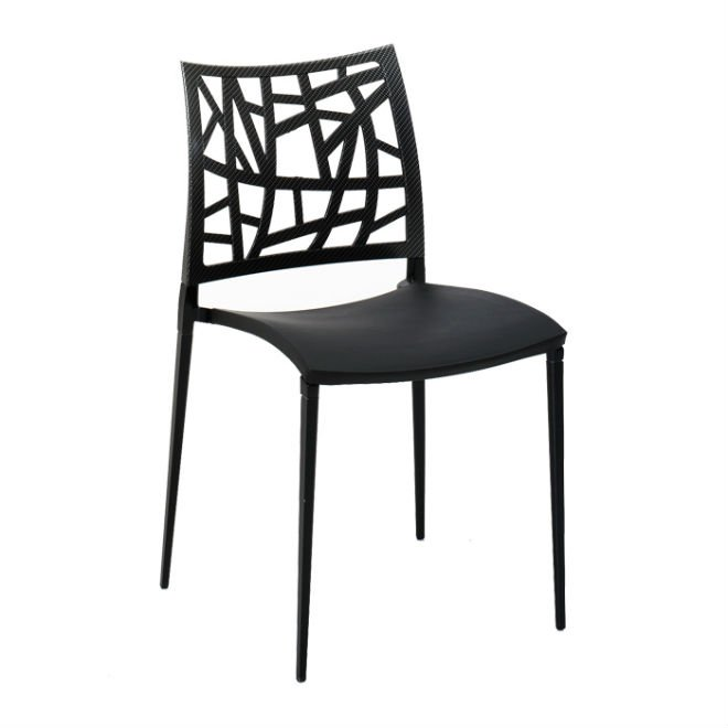Plastic Dining Chair With Pc Back Neptun Kitchen Furniture Modern Chairs Product On Alibaba