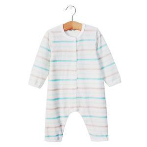 kids pajama long sleeve soft baby clothes girl cotton romper