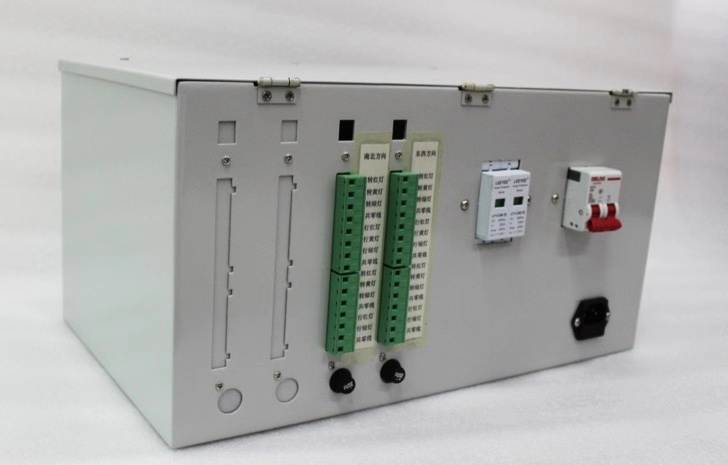 Low price 22 output line Traffic signal control machine system