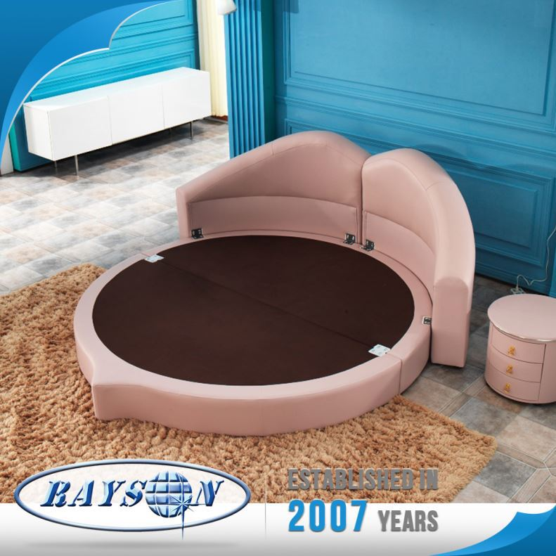 Competitive Price Latest King Size Circular Bed