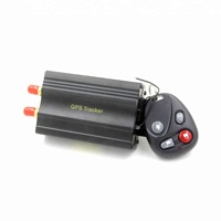 GPS Tracker for all car with Accumulative Mileage/fuel consumption/Driving Time/Power Load/Speed/Temperature/Throttle tk103B