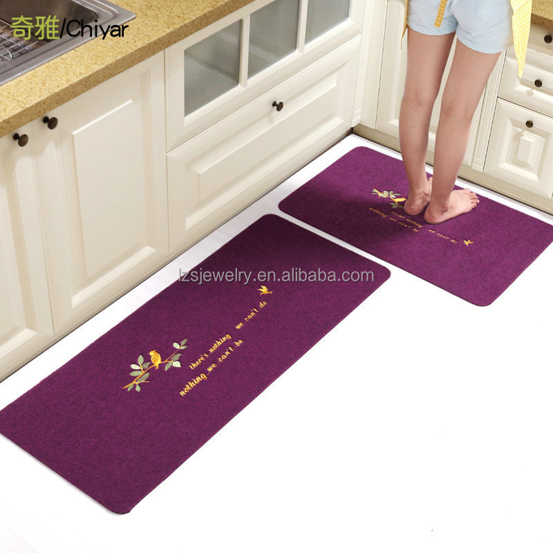 Loofah Padded Bath Mat Decorative Bath Rugs Waterproof Carpet Padding Gaddi