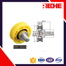 Make To Order Curtain Track With Wall Pulley System