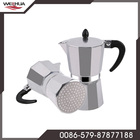 Espresso coffee maker for induction cooker KT-9CUP