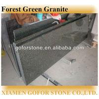 forest green granit rainforest granite countertops