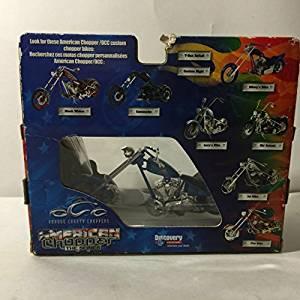 American Choppers~Orange County Choppers~Blue~Mikey's Bike~