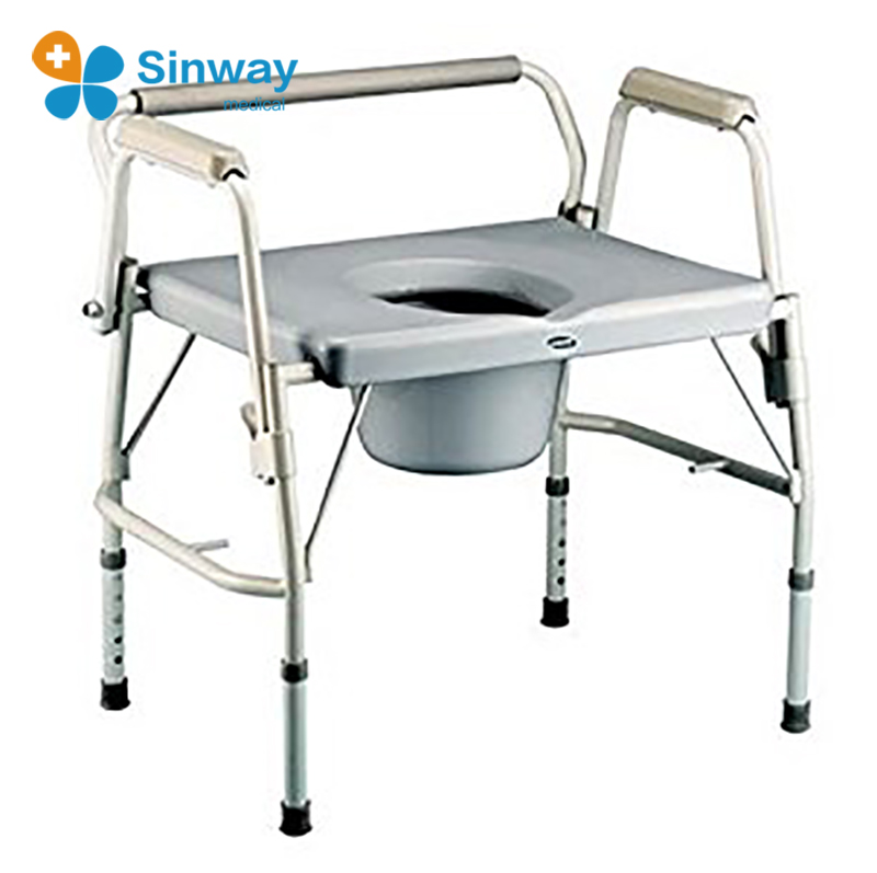 China Bariatric Bedside Commode, China Bariatric Bedside Commode ...