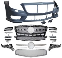 Buy Car Body Parts Black Front Bumper in China on Alibaba.com
