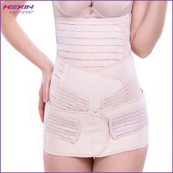 7d5b85ce72 Stomach Tummy Plus Size Abdominal Postpartum Adjustable Waist Trimmer Belt