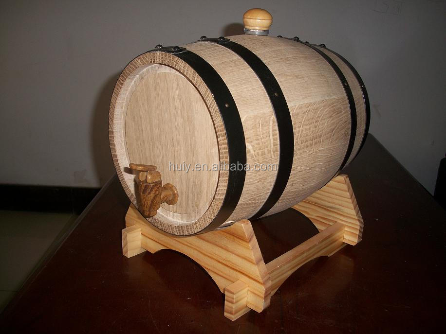 High quality used oak wooden wine barrels for sale