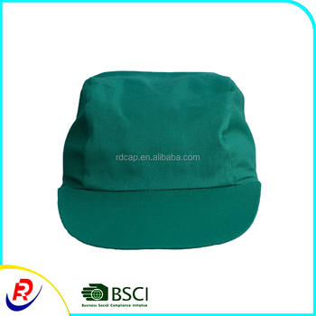 607ec5bf Factory wholesale snapback hats green 3 panel cotton cycling cap bicycle  running sport blank caps hats