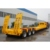 15 Years Experience Lowbed Semi 100 Ton Lowboy Truck Trailer For Sale Low Bed Trailer