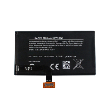 BV-5XW - Brand new 2000mAh Replacement Battery for Nokia Lumia 1020 EOS 909