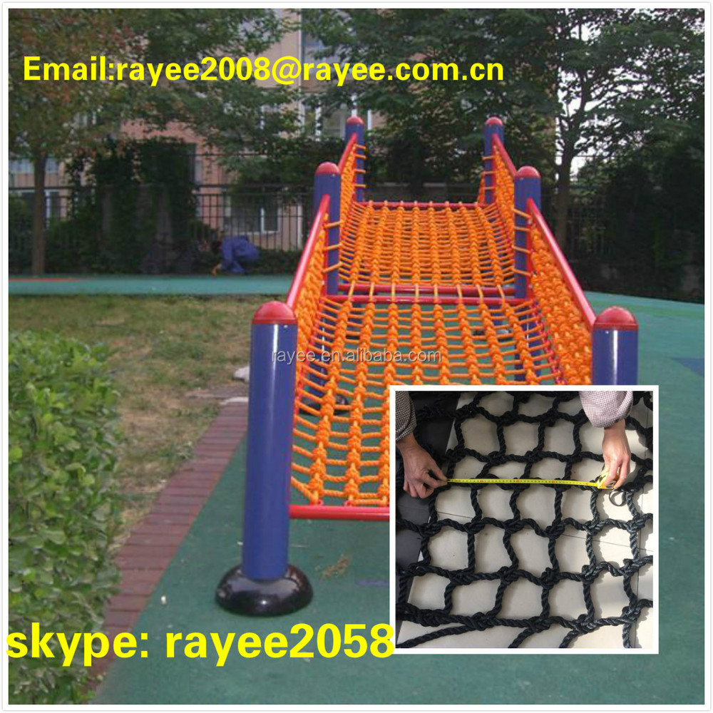 playground climbing rope nets kids,outdoor play nets climb cargo net,subir red de carga