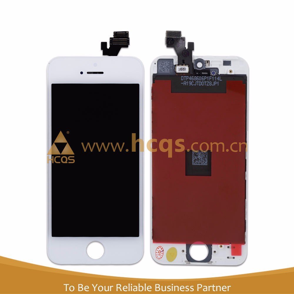 AAA+ quality lcd screen for iphone 5 ,china manufacturer oem lcd for iphone 5