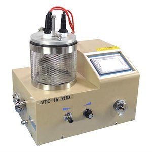 Lab Benchtop High-precision Powder PVD Three Target Sputtering Coater