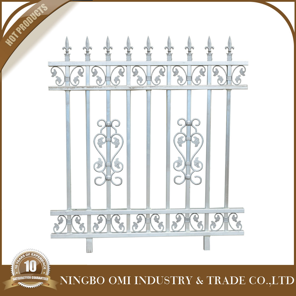 China Supplier Security Aluminum Swimming Pool Fence Designs ...