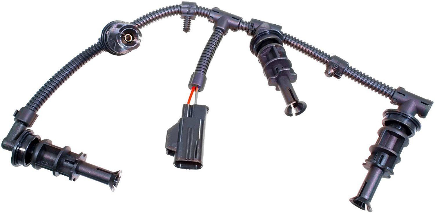Cheap Ford C3 Find Deals On Line At Alibabacom Wiring Harness Get Quotations Apdty 015523 Glow Plug Wire Fits 2008 2010 64l Diesel Left