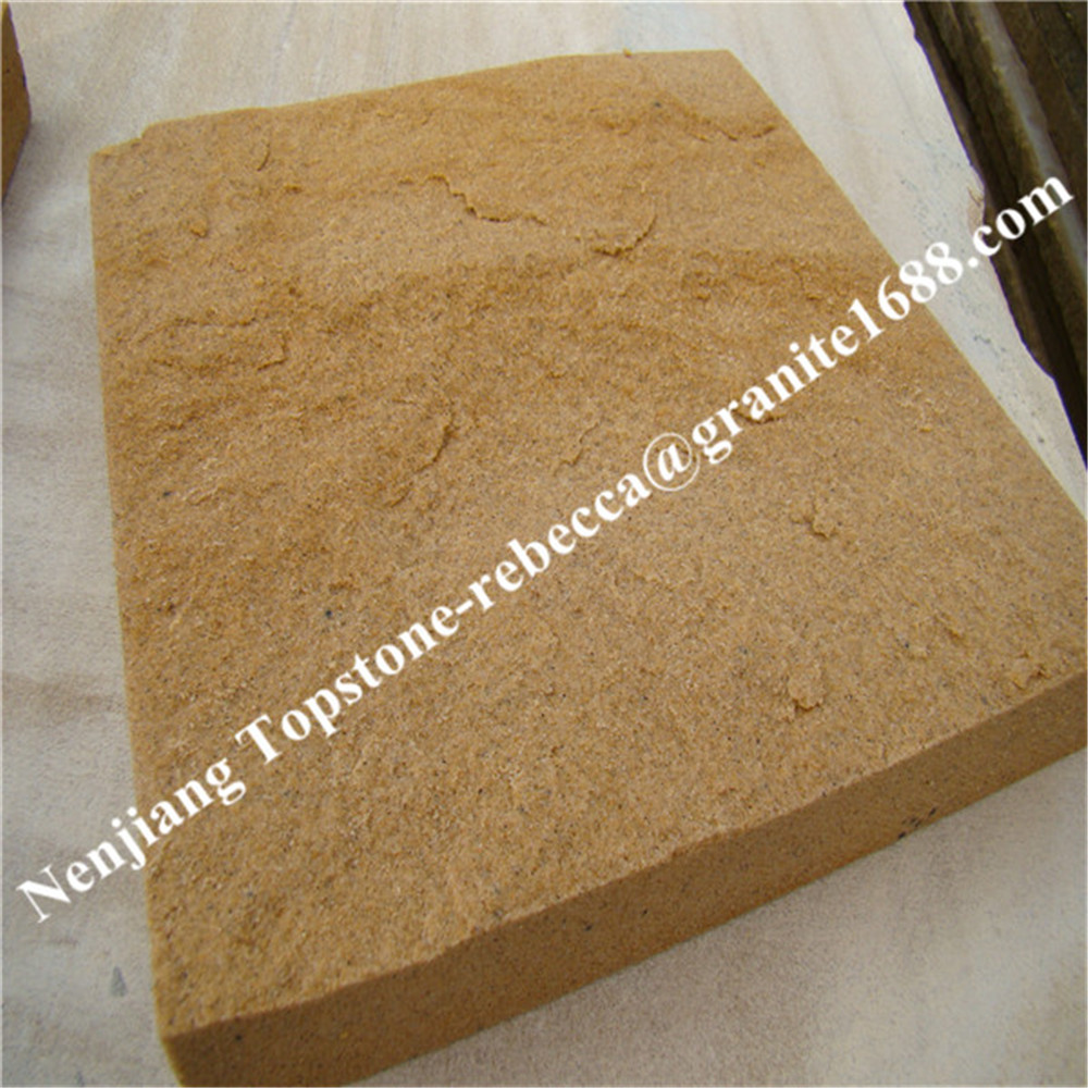 cheapest light yellowe wood vein sandstone