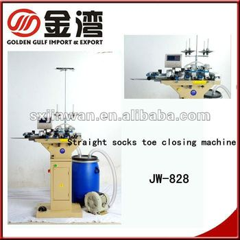 JW-828 Straight socks toe closing machine