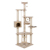 Claw Shape Luxury High Funny Cat Scratcher Tree