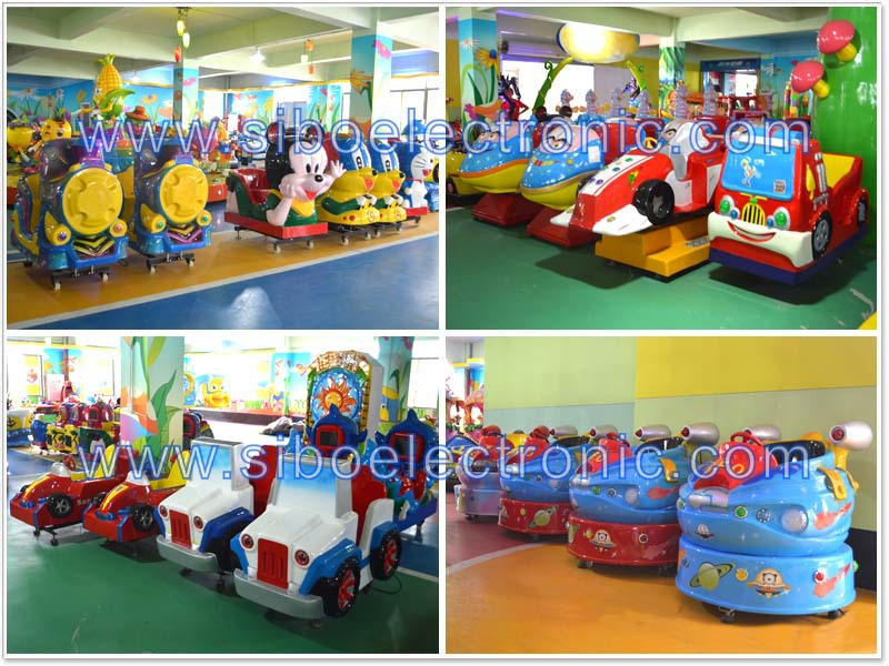 GM5728 chinese manufacturer amusement Used kiddie rides electric ride on plane