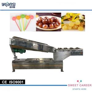 CANDY BATCH ROLLER AND ROPE SIZER MACHINE