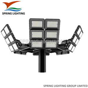 800 Watts LED Flood Light UL cUL Narrow Angle Long Lighting Distance High Mast Stadium Lights