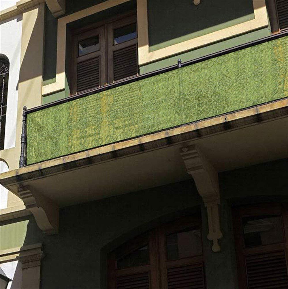 Buy Liveinu Privacy Fence Screen Windscreen For Balcony ...