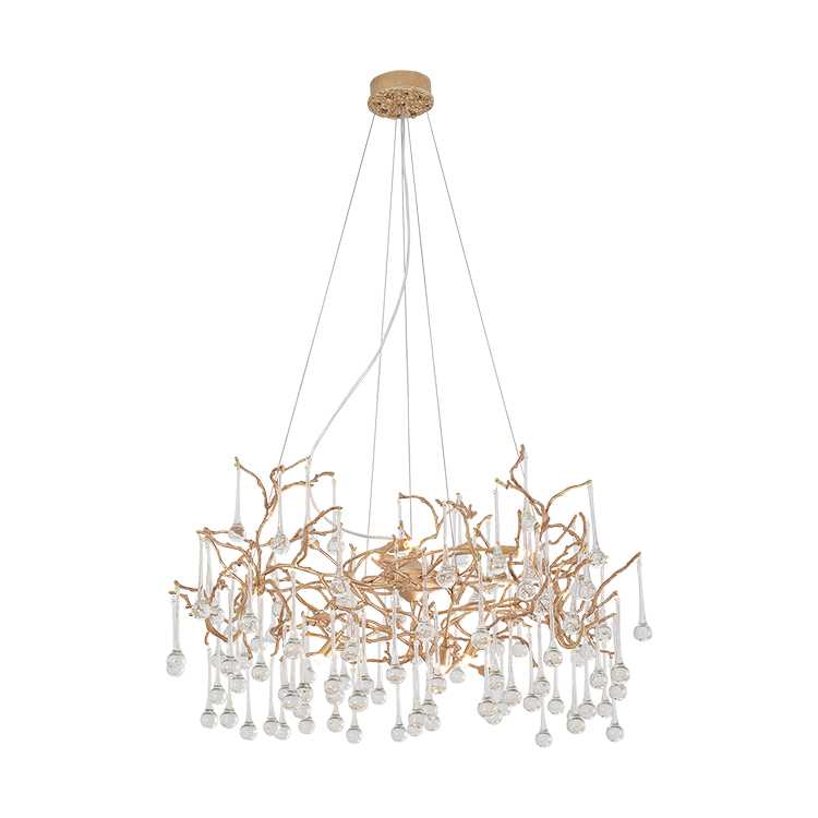 Popular best quality modern decoration copper lighting Pendant <strong>lamp</strong>