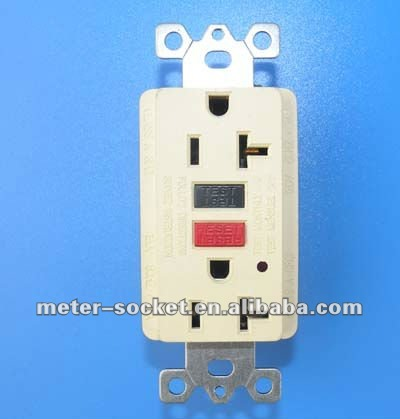 gfci receptacle/outlets/socket