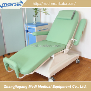 Mobile Patient Electric Blood Donor Chair