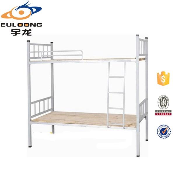 Muebles a medida knock-Down negro barra de hierro marco de la cama ...