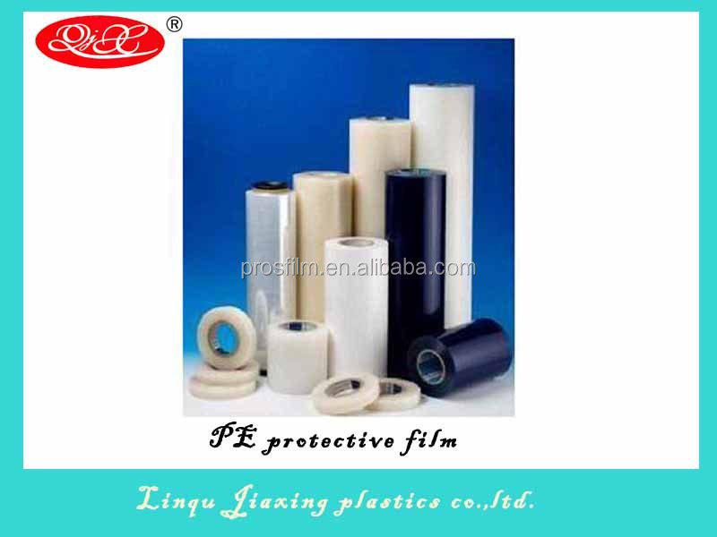 PE Protective Tape for Aluminum Profiles SGS, PE Protective Film for PVC Profile, Protective Tape/Film for Window Profile