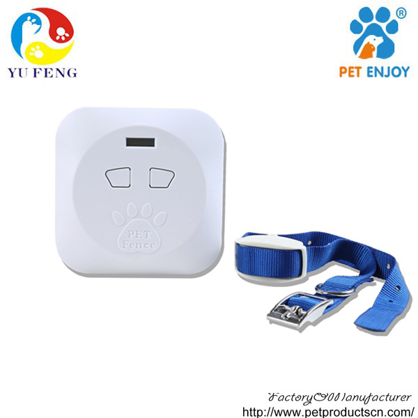 elecric mini portable Indoor Pet Barrier dog collar wireless dog fence