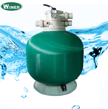 Hot Sale Swimming Pool Industrial Fiberglass Top Mount Silica Sand Filter Buy Sand Filter