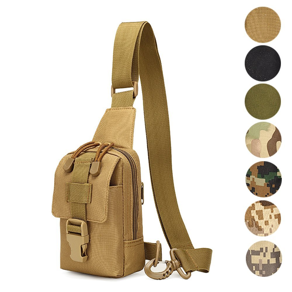 97266818b3a8 Get Quotations · Tactical Sling backpack